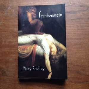 "Mary Shelley ""Frankenstein"""